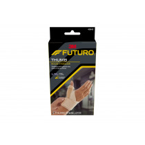Futuro 45842ENR Deluxe Thumb Stabilizer Large - Extra Large Beige