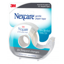 Nexcare Gentle Paper First Aid Tape Dispenser 19mm x 7.3m