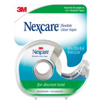 Nexcare Flexible Clear Tape 19mm x 6.4m