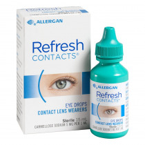 Refresh Contacts Eyedrops 15ml