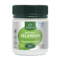Lifestream Natural Selenium 90 Capsules
