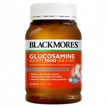 Blackmores Glucosamine Sulfate 1500 One A Day 180 Tablets