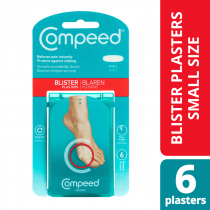 Compeed Small Size Blister Plasters 6 Pack