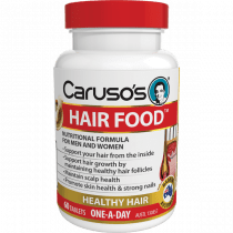 Caruso's Hair Food 60 Tablets
