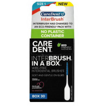 CareDent InterBrush Small 30 Pack