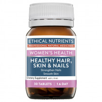 Ethical Nutrients Healthy Hair Skin & Nails 30 Tablets