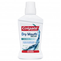 Colgate Dry Mouth Relief Mouthwash Hydramint 473ml
