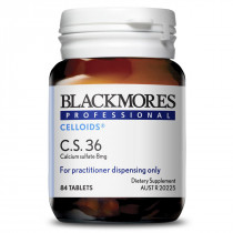 Blackmores Professional C.S.36 84 Tablets