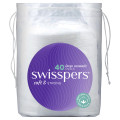 Swisspers Large Cosmetic Ovals 40 Pack