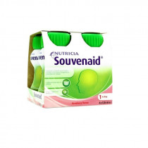 Nutricia Souvenaid Strawberry 4 x 125ml