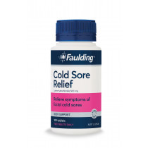 Faulding Cold Sore Relief 100 Tablets