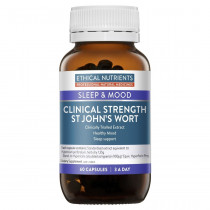Ethical Nutrients Clinical Strength St Johns Wort 60 Capsules