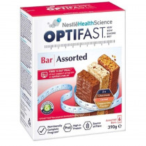 Optifast VLCD Bar Assorted 6 Pack