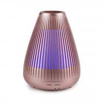 Lively Living Aroma-Flare Diffuser Metallic Rose Gold